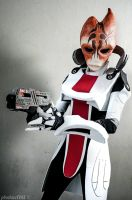 Costume: Mordin Solus by Transformersfan4ever