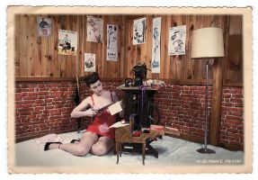 Pinup couture I by Ultimate-Psycho