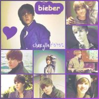 Im Obsessed with Justin Bieber by charyllebieber