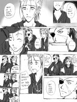 XigDem doujin: Page 1 by Azurith