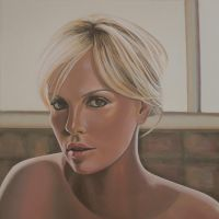Charlize Theron by PaulMeijering