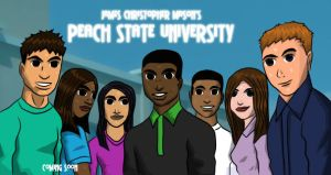 Peach State University Banner by J-Mace