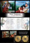 Red Thread: An Inuyasha + Kagome Anthology by KrisCynical