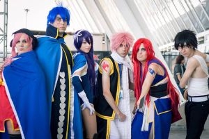 [Cosplay Fairy Tail] by AquaLeonhart