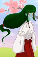 DBZ OC: Lime by Weasley-Detectives