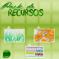 Pack de recursos PNG by Lichu-editions