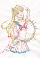 super sailor moon by Verbeley