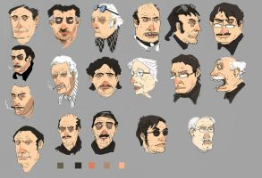 sketches_face by AlexanderBrox0101