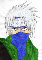 Kakashi: The Copy Ninja by KouriOokami