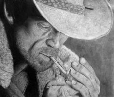 Marlboro Man by swiftlogix