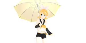 Have some more rin pics~ by MMD-MCL