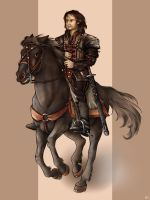 Guy of Gisborne by Rinter