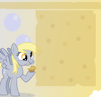 Free to use Derpy journal skin by TwitterShy