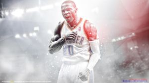 000 Russell Westbrook by namo,7 by 445578gfx