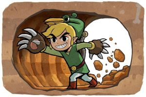 Minish Cap - Toon Link 12 by ToonKidLink