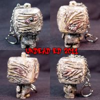 Munny Style Silent Hill by Undead-Art