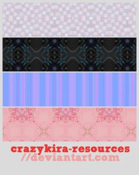Patterns .25 by crazykira-resources