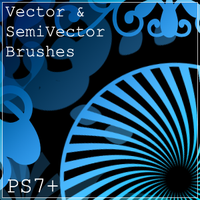 Vector-semiVector Brush Set by DirgeTaxidermy