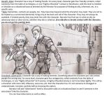 Book Excerpt - Allies and Adversaries by TheMightyGorga