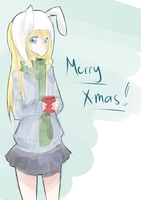 Fionna: MarryXmas by oNarissa