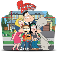 American Dad by rest-in-torment