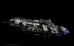 Aurora - Light Cruiser by Vattalus