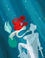 The Little Mermaid by spicysteweddemon