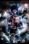 FAIRY TAIL 499 - Gray- the absolute anger by Acnoxsus