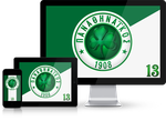 Panathinaikos FC Wallpaper Mobile Screensavers by graphomet