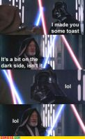 Star Wars Troll by TheKingOfSarcasm