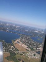 Florida from Above by CmdrKerner