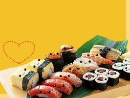 ++Super Sushi++ by mkirby712