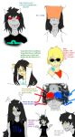 Homestuck: The Genetic Opera by SweedishKatt83