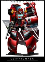 super CLIFFJUMPER by mannlich-violet