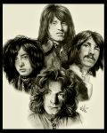 Led Zeppelin 2 by choffman36