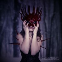 No Rose Without A Thorn by Corvinerium