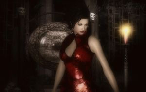 Happy Halloween- Ada Wong by IamRinoaHeartilly