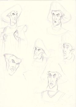 frollo sketch 9 by naly202