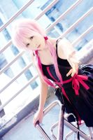 Cosplay - Guilty crown Inori II by Korixxkairi
