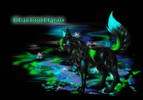 Blackwolfpaw by Snow-Body