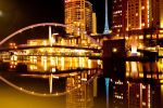 Night:Bridge over the Yarra by DanielleMiner