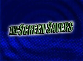 The Screen Savers First Logo by tetsigawind