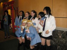 Ouran High School Hostess Club by xXKingAceXx