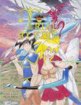 Trial By Fire - Front Cover by Seta-Tokai