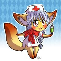 Little Nurse 2 by jiggly