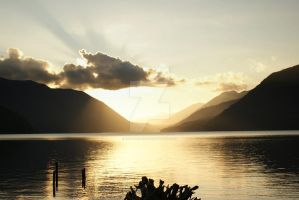 Lake Crescent 2011 by IrishGirl72