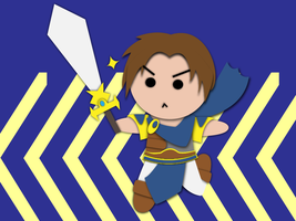LoL: Garen by eastercat