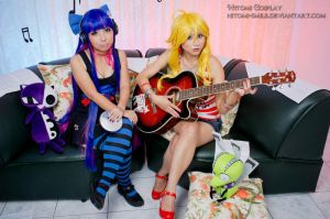 Listen to our music by Hitomi-Cosplay
