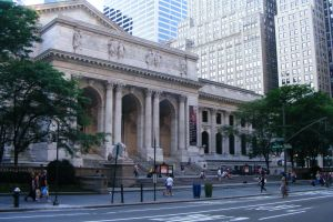 New York Public Library by psychowolf21