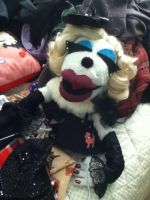 Poochie Puppet by Raquel-Porkbelly
